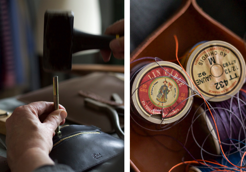 Deborah Thomas from Doe, W.Pearce & Co., British leather history | Fabulous Fabsters