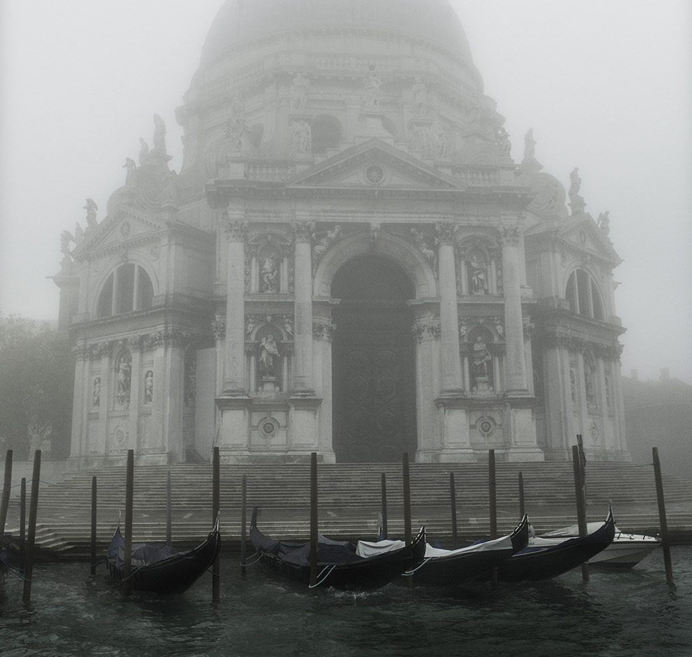 Saving Venice — City of Her Dreams, Dream of Venice Architecture by JoAnn Locktov, Photography by Riccardo De Cal, Santa Maria Della Salute | Fabulous Fabsters