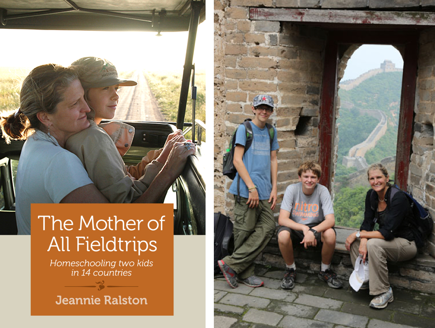 The Mother of All Fieldtrips by Jeannie Ralston