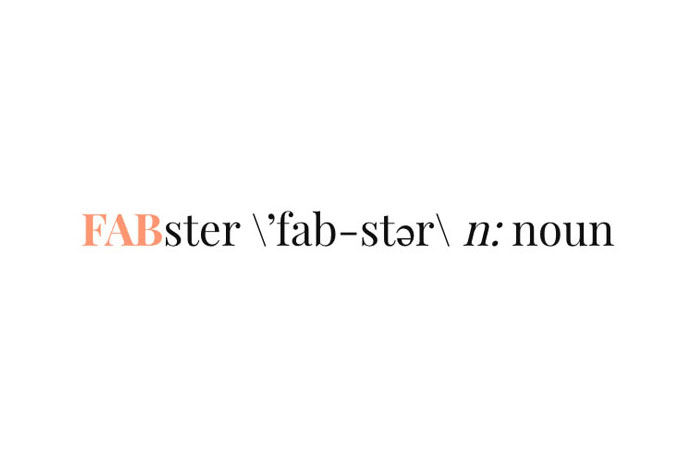 Fabster definition