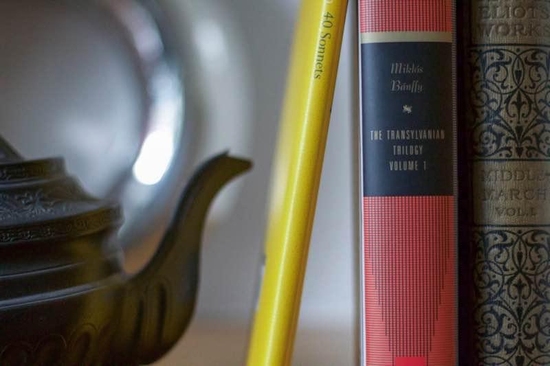 Books on shelf | Fabulous Fabsters