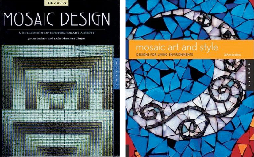 Saving Venice — City of Her Dreams, Cover of Mosaic Design, Cover of Mosaic Art and Style | Fabulous Fabsters