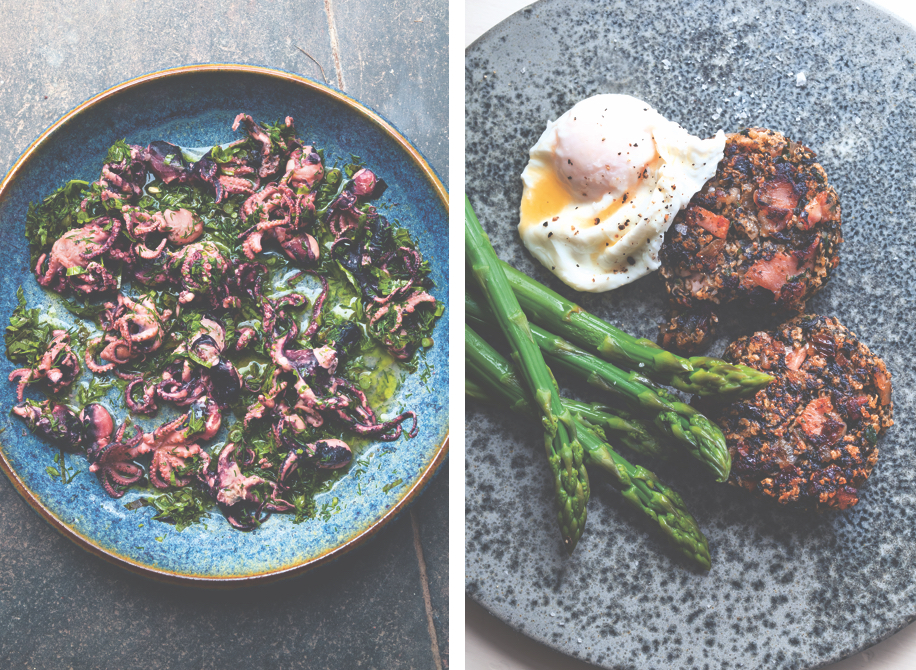 """Recipe images from """"Gather Cook Feast"""" by Jessica Seaton. Photos by Jonathan Lovekin."""