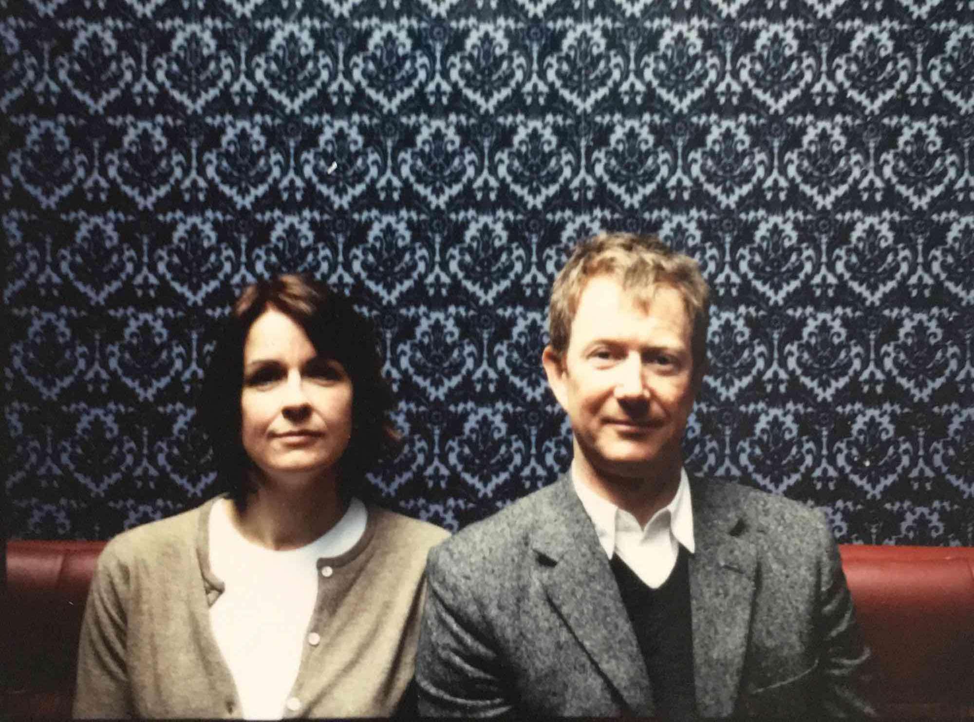 Jessica Seaton, Jamie Seaton, TOAST, Photo by Chris Tubbs.
