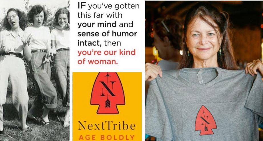NextTribe.com t-sirt