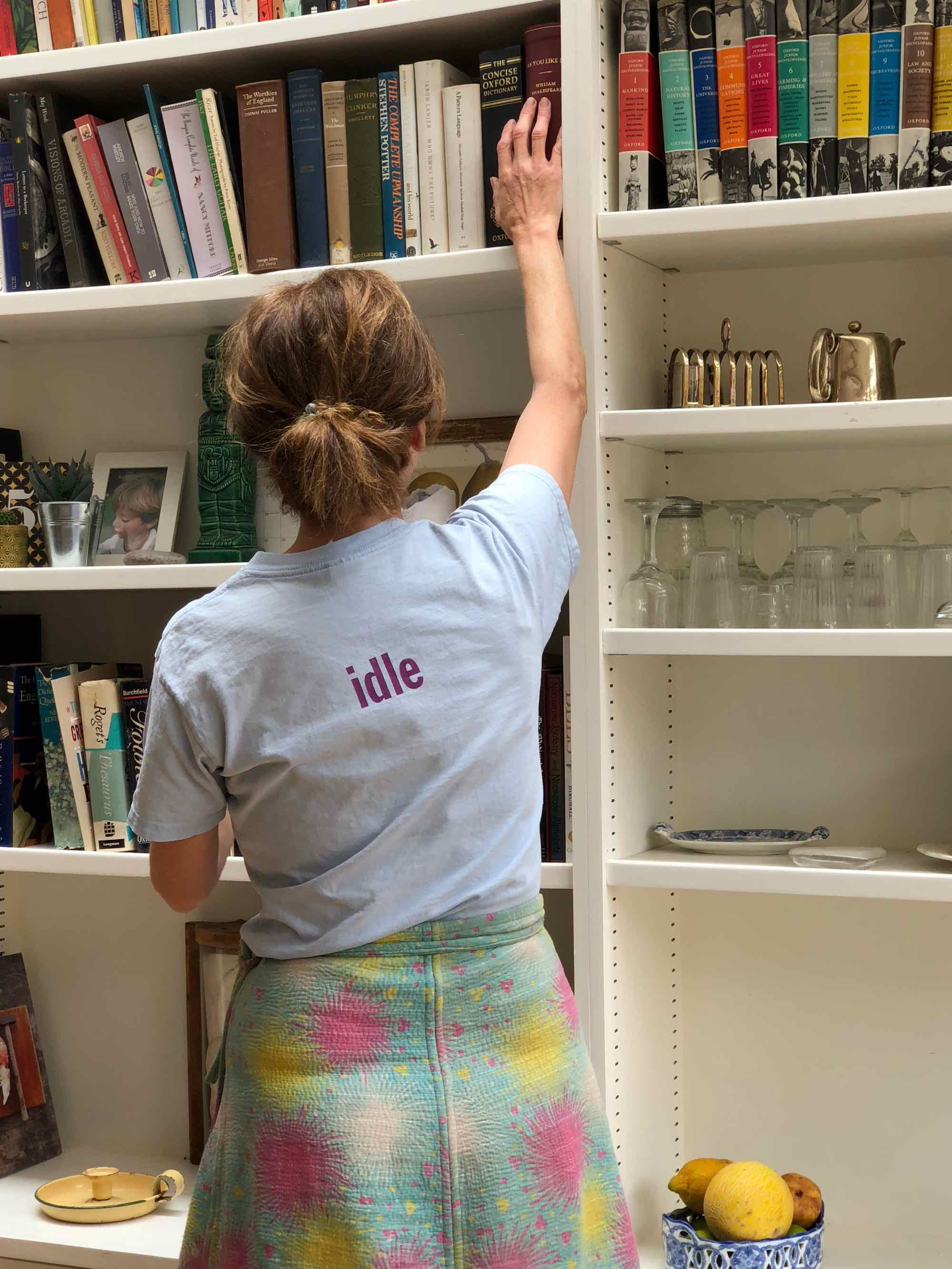 Idler Academy Victoria Hull in her London kitchen — Fabulous Fabsters